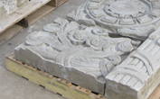 Completed Precast Molds